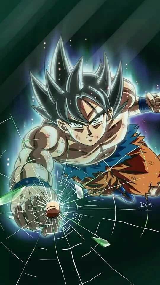 Son Goku Ultra extinto walpaper cell phone