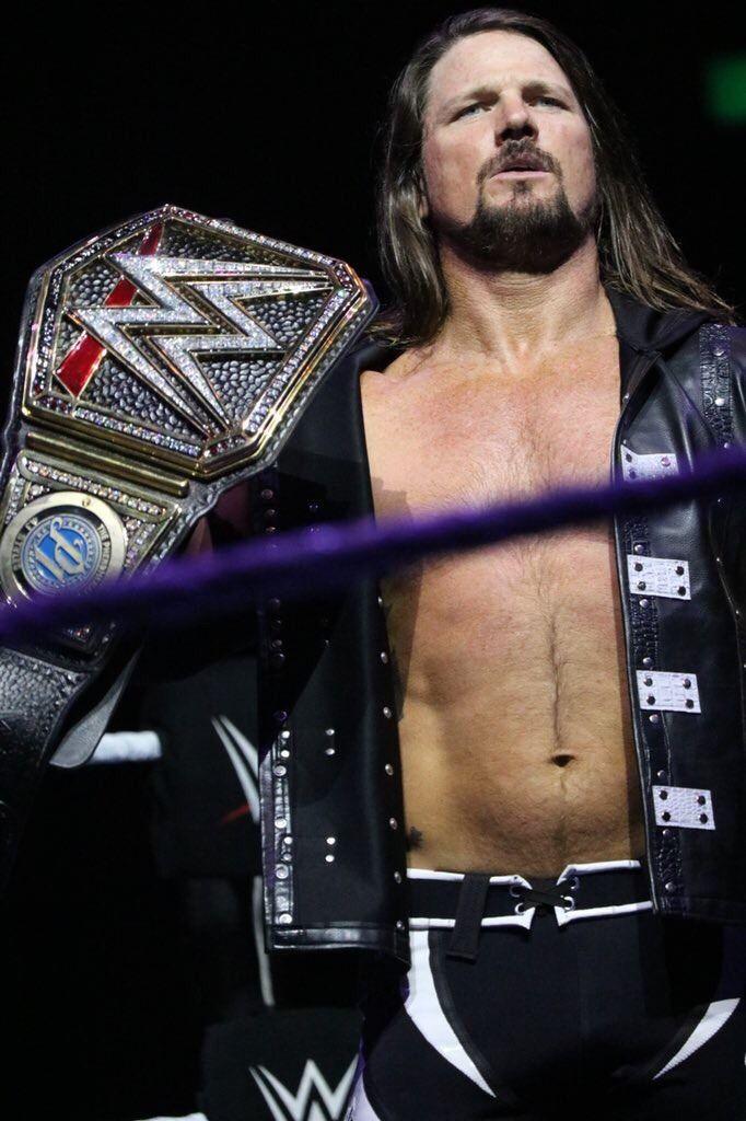 Aj Styles World Aj Styles Aj Styles Wwe Wrestling Stars