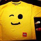 Easy DIY #Lego homemade shirt... How to make your own Lego mini-figure head shirt