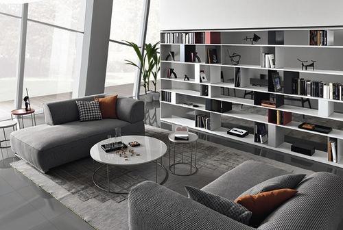 Libreria Misuraemme. Lounge AreasLiving AreaLiving Room IdeasModern ...