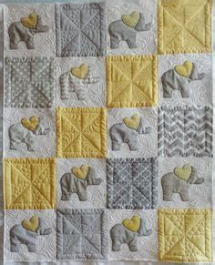 graphic regarding Baby Quilt Patterns Free Printable identify Impression end result for Little one Quilt Routines Free of charge Printable Elephant