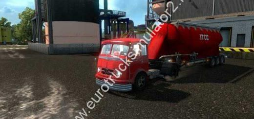 Ets 2 Mercedes Benz Lp 331 1 31 Ets2 Game Download Mod Truck