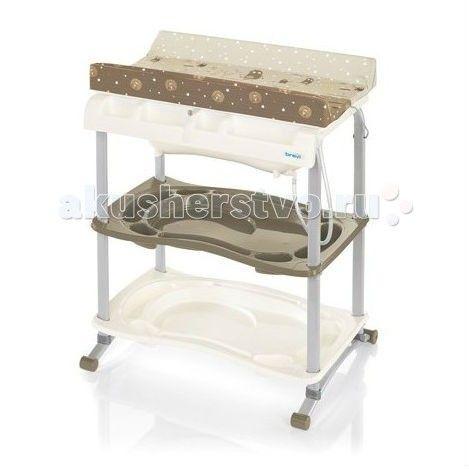 Пеленальный столик Brevi Babidoo