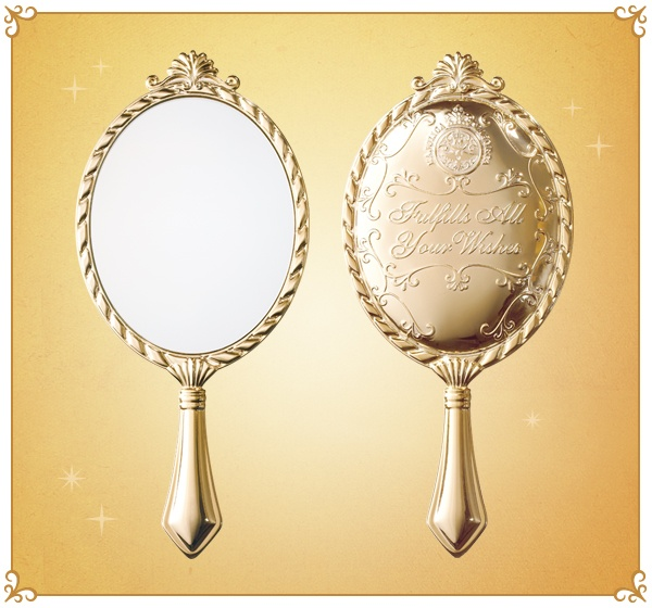 "MAJOLICA MAJORCA ""Voyage"" Hand Mirror / マジョリカ マジョルカ ""ボヤージュ"" 手鏡"