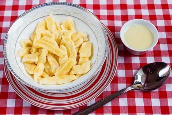 Быстрый завтрак для школьников: рецепты от шеф-поваров :: Способы и советы :: JV.RU