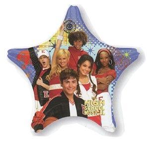 "High School Musical 18"" Mylar. Empty Price"