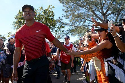 Tiger Woods Leans on Short Game for Strong Finish at Torrey Pines
