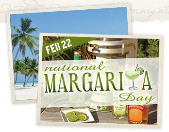 National Margarita Day or … Global World Thinking Day | Que Fregados