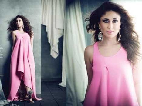 Kareena Kapoor Photo Shoot For Filmfare Cover Page