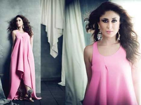 Kareena Kapoor Photo Shoot For Filmfare Cover Page