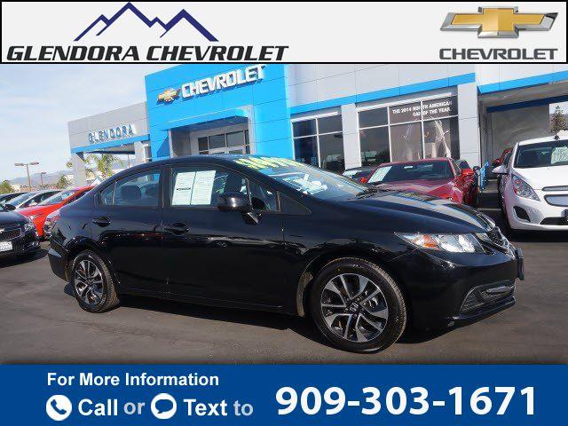 2013 *Honda*  *Civic* *EX*  40k miles Call for Price 40323 miles 909-303-1671 Transmission: Automatic  #Honda #Civic #used #cars #GlendoraChevrolet #Glendora #CA #tapcars
