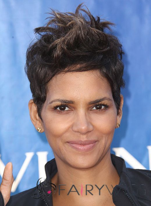 hair style wig 68 best images about 2014 new wigs collected for black 4700 | 0fb9defcd81dfce4b7af4700f10a578a halle berry hairstyles short hairstyles