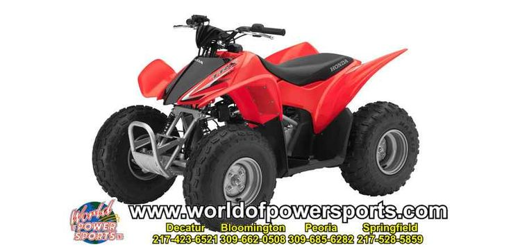 New 2016 Honda TRX90XG TRX 90 ATVs For Sale in Illinois. 2016 Honda TRX90XG TRX 90, New 2016 HONDA TRX 90 ATV owned by our Decatur store and located in DECATUR. Give our sales team a call today - or fill out the contact form below.