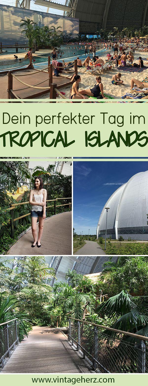 Dein perfekter Tag im Tropical Islands bei Berlin. Was ihr im Wasser Park Paradies alles erleben könnt und wie die Filmpremiere der hauseigenen Lovestory BLITZLOVE war, könnt ihr im Artikel lesen.