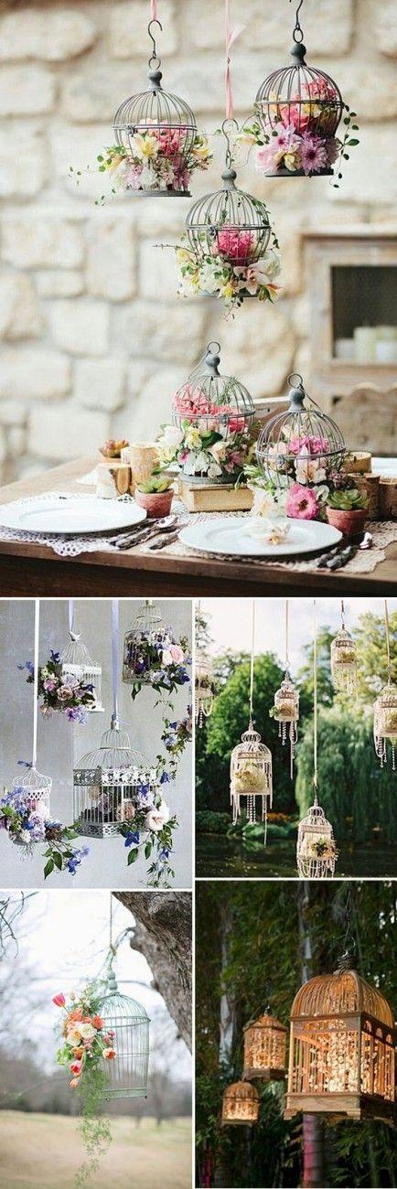 Decoração de casamento no campo | As 10 melhores e mais pinadas na Espanha - Portal iCasei Casamentos