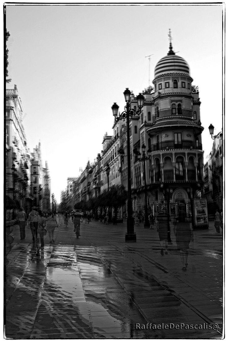 Sevilla ghosts