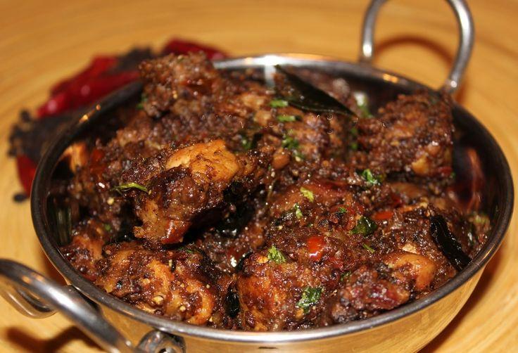 Pfeffer Chicken Fry