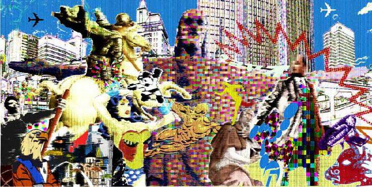 Griffin76 | Street Art | Graphic | WORK