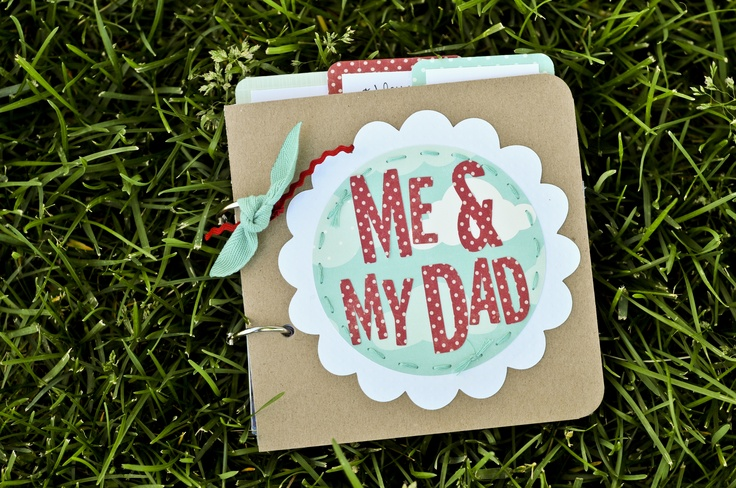 Father's Day 2012Fun Crafts Gift, Mothers Day Fathers, Minis Album, Crafts Gift Ideas, Fun Fathers, Mini Albums, Fun Ideas, Fathers Day Mothers, Gift Idease Parties