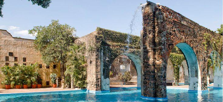 Aquatic parks in Cuernavaca, Mexico | VisitMexico