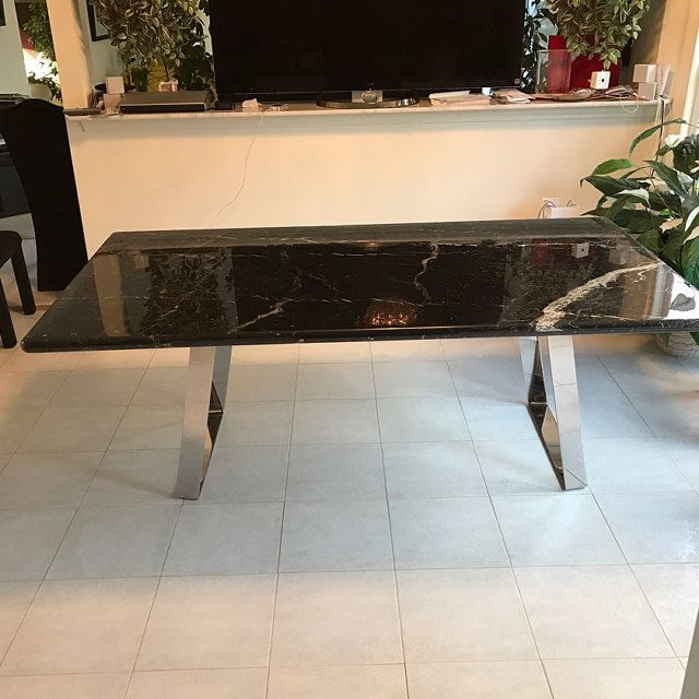 Larry Davis Added A Photo Of Their Purchase....Stainless Steel Table Base