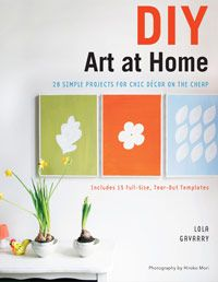 Wall Art Project - Craft Ideas at WomansDay.com