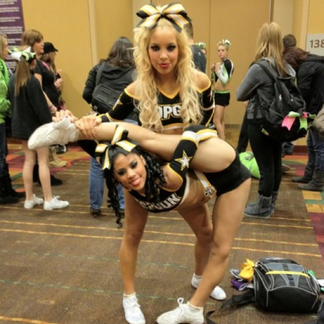 I want to be a cheerleader so I don't have to need bones anymore.
