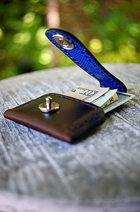 Vvapor Front Pocket Wallet