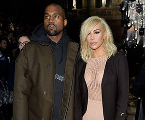 1. Kanye West is having a banner fashion month. Between his own debut presentation for Adidas Originals, SNL40 performance and being among the most talked about FROW VIPs in all the major fashion...