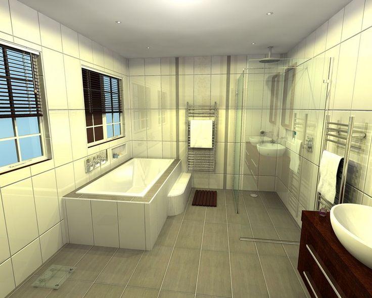 kamar mandi basah dan kering