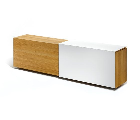 Side boards | Storage-Shelving | cubus cabinet | TEAM 7. Check it out on Architonic