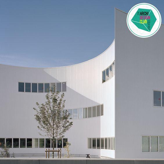 Du Besset-Lyon Architectes : Faculté de Médecine de Tours