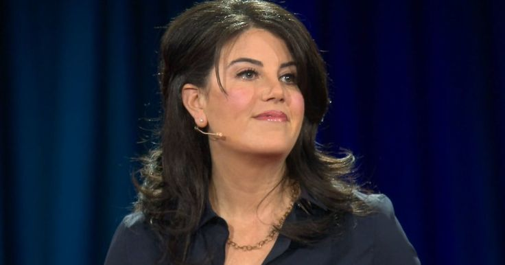 images of monica lewinsky | Monica Lewinsky and the Shame Game - The New Yorker