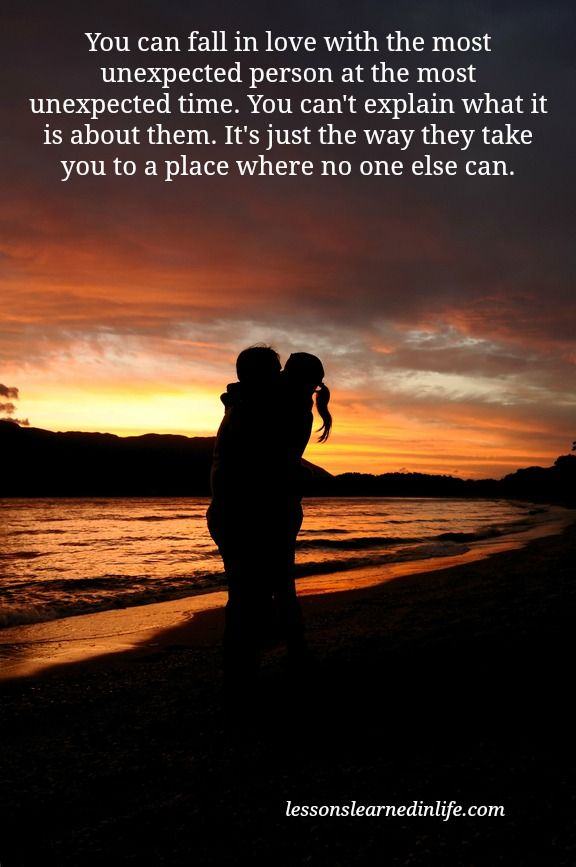 Love Each Other When Two Souls: You Can Fall In Love With The Most Unexpected Person At