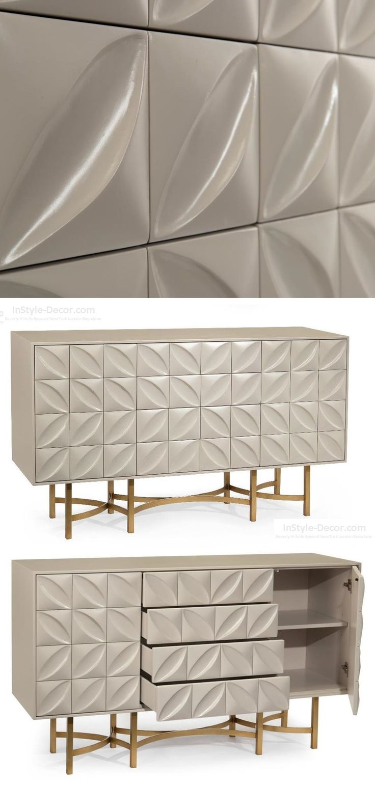 """Buffet"" ""Sideboard"" ""Credenza"" Designs By www.InStyle-Decor.com HOLLYWOOD Over 5,000 Inspirations Now Online, Luxury Furniture, Mirrors, Lighting, Chandeliers, Lamps, Decorative Accessories & Gifts. Professional Interior Design Solutions For Interior Architects, Interior Specifiers, Interior Designers, Interior Decorators, Hospitality, Commercial, Maritime & Residential. Beverly Hills New York London Barcelona Over 10 Years Worldwide Shipping Experience"