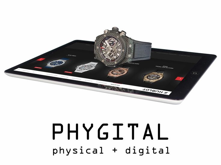 Phygital = physical + digital. Two simple approaches permitting futuristic interactivity. You simply can't replace the product experience with a digital offering. #DietlinDisplayCase #innovationneverstops