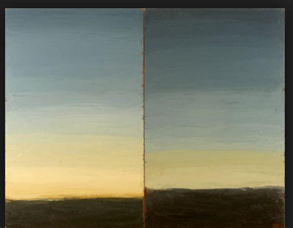Tasmanian artist Philip Wolfhagen.