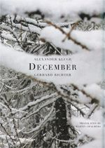 December        Distributed for Seagull Books    ALEXANDER KLUGE AND GERHARD RICHTER    Translated by Martin Chalmers