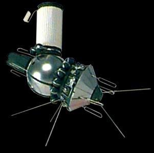 Voskhod II - first spacewalk; Alexey Leonov, March 18, 1965