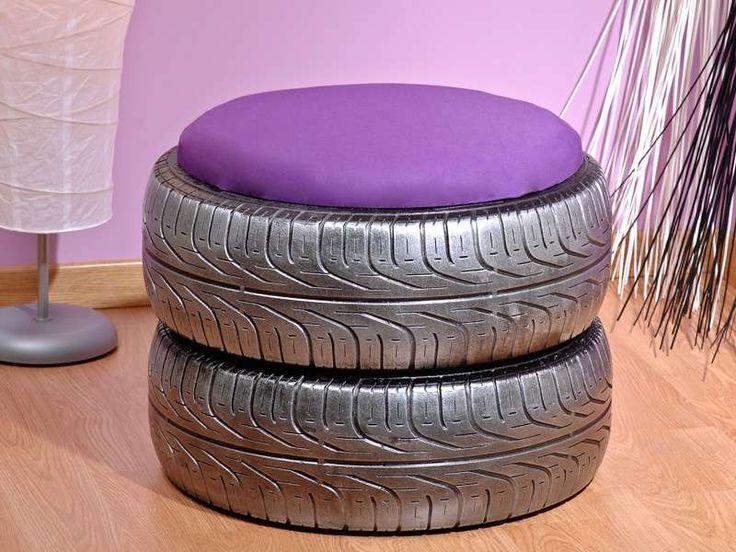 Risultati immagini per riciclare pneumatici usati
