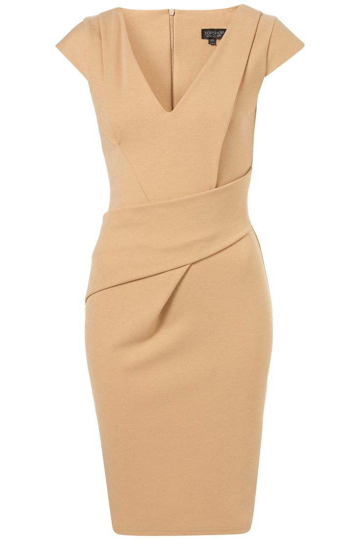 """I'm really into pencil dresses at the moment. They're quickly becoming a key wardrobe staple for any occasion.   Topshop"""