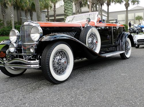 Duesenberg when cars were classics