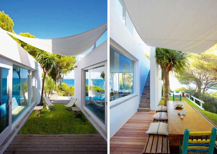 summer house on costa brava