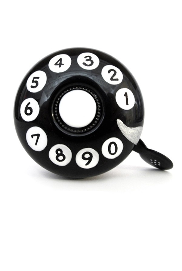 Rotary Dial Bike Bell Boutique Onze