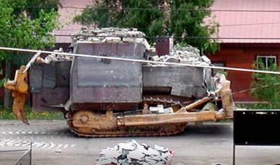 Badass of the Week: Marvin Heemeyer and the Killdozer
