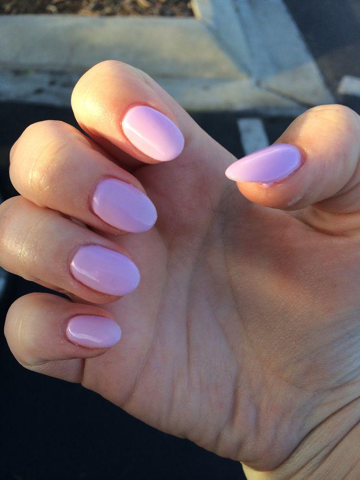Dorable Gel Almond Shaped Nails Adornment - Nail Art Ideas ...