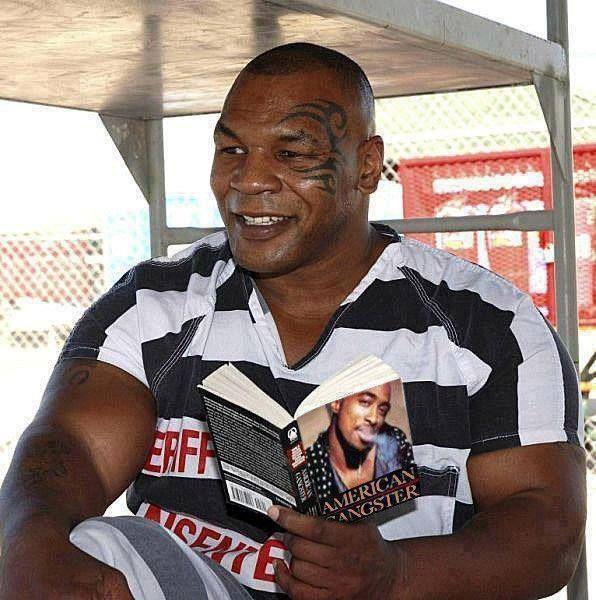 Mike Tyson - Tupac