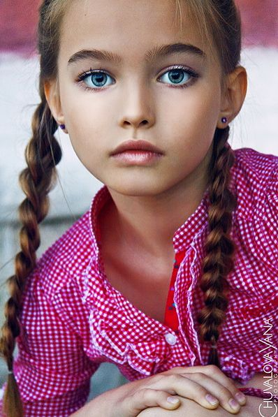 .Beautiful, Beautiful Eyes of Blue