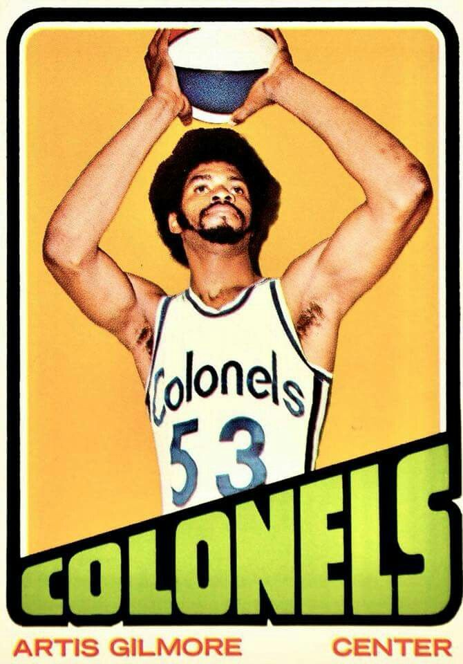 On September 21 1949 The A Train Artis Gilmore Was Born In Chipley Florida He Was Raised In Dothan Alabama And Graduated From Carver High Jacksonville University College Basketball Gardner Webb