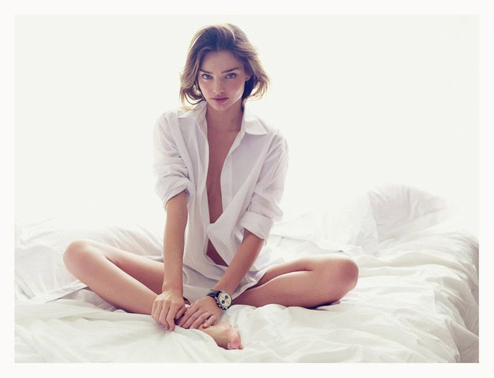 Miranda Kerr by Chris Colls